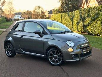 2015 FIAT 500 1.2 S (s/s) 3dr £6995.00