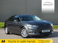 USED 2015 65 FORD MONDEO 1.0 ZETEC ECOBOOST 5d 125 BHP ONE OWNER,FULL HISTORY,£30 TAX