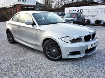 View our 2011 11 BMW 1 SERIES 2.0 120D M SPORT 2d AUTO 175 BHP