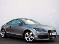 USED 2007 07 AUDI TT 2.0 TFSI 3d AUTO 200 BHP HEATED FRONT SPORT SEATS with FULL AUDI SERVICE HISTORY......