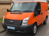 2014 FORD TRANSIT TRANSIT 2.2 RWD 330 SWB LOW ROOF 100 BHP 6 SPEED £5995.00