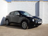 2012 NISSAN JUKE 1.6 MINISTRY OF SOUND IS 5d 117 BHP £7780.00