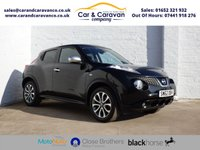 USED 2012 62 NISSAN JUKE 1.6 MINISTRY OF SOUND IS 5d 117 BHP Full Service History NAV A/C Buy Now, Pay Later Finance!