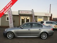 USED 2006 V BMW 5 SERIES 3.0 530D M SPORT 4DR AUTOMATIC DIESEL 228 BHP