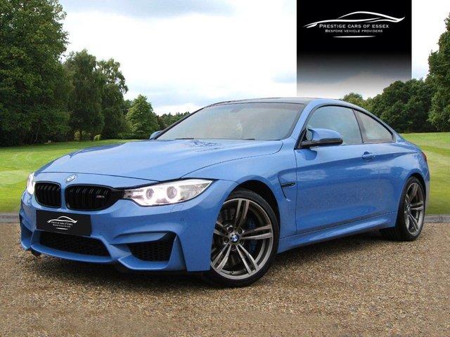 2016 16 BMW M4 3.0 M4 2d AUTO 426 BHP