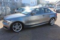 USED 2010 60 BMW 1 SERIES 2.0 118D M SPORT 2d 141 BHP