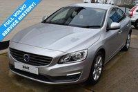 2015 VOLVO S60 2.0 D3 SE 4d 134 BHP £7990.00