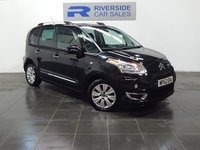 USED 2012 62 CITROEN C3 PICASSO 1.6 PICASSO EXCLUSIVE HDI 5d 91 BHP