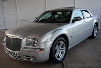 USED 2008 08 CHRYSLER 300C 3.0CRD SALOON AUTO 218 BHP Finance? No deposit required and decision in minutes.