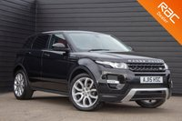 USED 2015 15 LAND ROVER RANGE ROVER EVOQUE 2.2 SD4 DYNAMIC 5d AUTO 190 BHP £0 DEPOSIT BUY NOW PAY LATER - NAV - REVERSE CAMERA - MERIDIAN