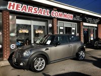 USED 2011 11 MINI HATCH COOPER 1.6 COOPER D 3d 112 BHP