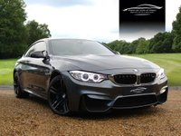 USED 2015 15 BMW M4 3.0 M4 2d AUTO 426 BHP M PERFORMANCE EXHAUST SYSTEM
