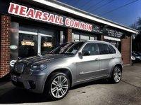 2011 BMW X5 3.0 XDRIVE40D M SPORT 5d AUTO 302 BHP £13000.00