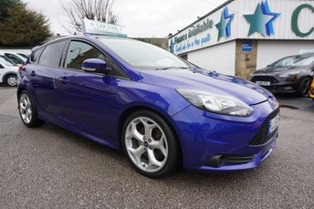 2014 FORD FOCUS 2.0 T ECOBOOST 250 BHP ST-2 5DR  £11989.00