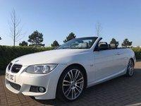2013 BMW 3 SERIES 2.0 320D M SPORT 2d convertible 181 BHP £12995.00