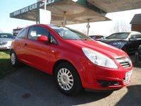 USED 2009 09 VAUXHALL CORSA 1.2 LIFE CDTI 3d 73 BHP 6 SERVICE STAMPS