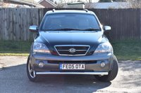 USED 2005 05 KIA SORENTO 3.5 XSE V6 5d AUTO 193 BHP
