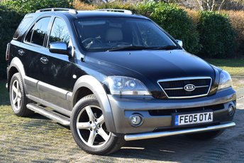 2005 KIA SORENTO 3.5 XSE V6 5d AUTO 193 BHP £4500.00
