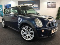 USED 2006 56 MINI HATCH COOPER 1.6 COOPER S CHECKMATE 3d 168 BHP NEW CLUTCH, JUST SERVICED!!