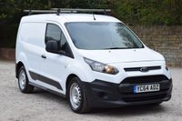 USED 2014 64 FORD TRANSIT CONNECT 1.6 200 P/V  74 BHP