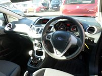USED 2012 62 FORD FIESTA 1.2 STYLE 3d 59 BHP