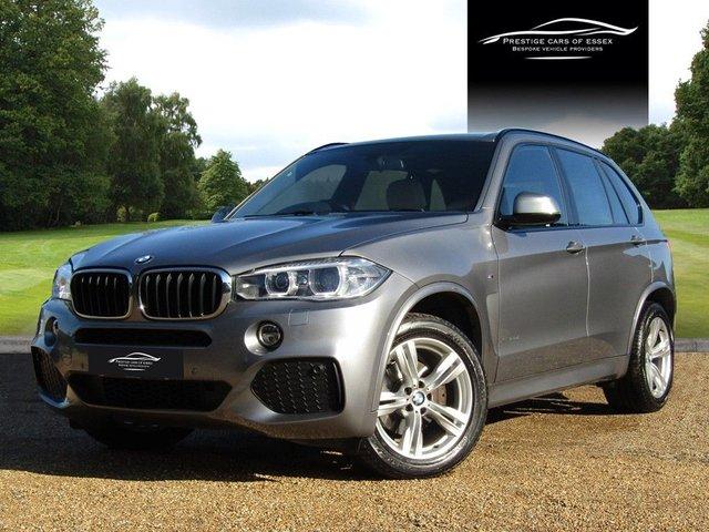 2014 63 BMW X5 3.0 XDRIVE30D M SPORT 5d AUTO 255 BHP