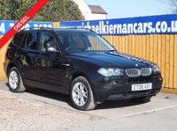2006 BMW X3 2.0 D SE 5d 148 BHP £4495.00