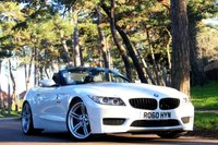 2010 BMW Z4 2.5 Z4 SDRIVE23I M SPORT ROADSTER 2d 201 BHP £SOLD