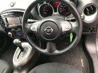 USED 2013 13 NISSAN JUKE 1.6 ACENTA PREMIUM 5d AUTO 117 BHP