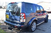 USED 2008 58 LAND ROVER DISCOVERY 2.7 3 TDV6 HSE 5d AUTO 188 BHP