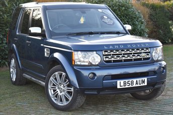 2008 LAND ROVER DISCOVERY 2.7 3 TDV6 HSE 5d AUTO 188 BHP £9500.00