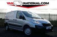 2015 PEUGEOT EXPERT 2.0 L1H1 HDI AUTOMATIC 163 BHP (SUPER RARE AUTO IN SILVER WITH AIR CON) £10990.00