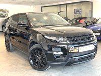 USED 2013 13 LAND ROVER RANGE ROVER EVOQUE 2.2 SD4 SPECIAL EDITION 5d AUTO 190 BHP PAN ROOF+BUCKET SEATS+BIG SPEC