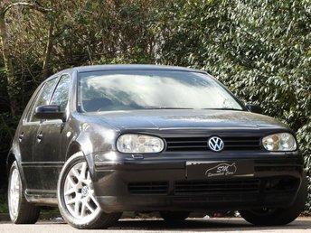2003 VOLKSWAGEN GOLF 1.8 GTI 5d 180 BHP £1990.00