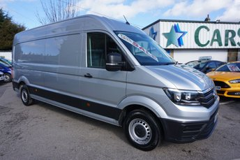 2018 VOLKSWAGEN CRAFTER 35 FWD 2.0 TDI 140 BHP TRENDLINE LWB H/ROOF 5DR ( AIR CON ! ) £20689.00