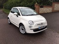 USED 2010 10 FIAT 500 1.2 PURO2 3d 69 BHP PLEASE CALL TO VIEW