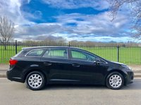 USED 2013 13 TOYOTA AVENSIS 2.0 D-4D T2 5d 124 BHP