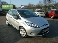 2010 FORD FIESTA 1.6 ECONETIC TDCI 5d 94 BHP £SOLD