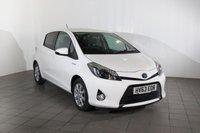 2013 TOYOTA YARIS 1.5 T4 HYBRID 5d AUTO 75 BHP £7942.00