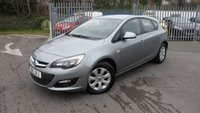 USED 2015 15 VAUXHALL ASTRA 1.6 DESIGN CDTI ECOFLEX S/S 5d 108 BHP ALLOY WHEELS AND CRUISE CONTROL