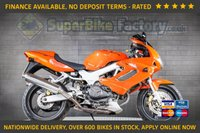 USED 2000 X HONDA VTR1000  GOOD & BAD CREDIT ACCEPTED, OVER 600+ BIKES IN STOCK