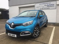 USED 2013 RENAULT CAPTUR 1.5 DCI  DYNAMIQUE MEDIANAV