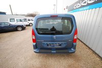 USED 2012 62 PEUGEOT PARTNER 1.6 TEPEE 5d CAMPERVAN