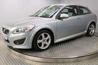 USED 2011 61 VOLVO C30 2.0 R-DESIGN 3d 145 BHP