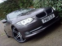 2011 BMW 3 SERIES 2.0 320D SE 2d AUTO 181 BHP £8499.00