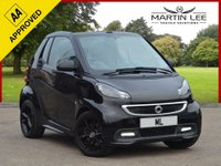 USED 2014 14 SMART FORTWO CABRIO 1.0 GRANDSTYLE EDITION 2d AUTO 84 BHP