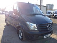USED 2015 65 MERCEDES-BENZ SPRINTER 313 CDI MWB LOW ROOF, 130 BHP [EURO 5], 1 COMPANY OWNER