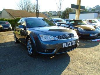 2005 FORD MONDEO 3.0 TITANIUM X V6 5d 202 BHP £1495.00