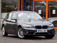 USED 2016 65 BMW 1 SERIES 1.5 116d Efficient Dynamics Plus 5dr ** Sat Nav + Zero Tax **