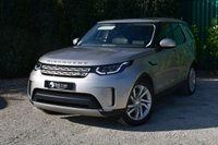 USED 2017 67 LAND ROVER DISCOVERY 5 3.0 TD6 HSE 5d AUTO 255 BHP VAT QUALIFYING  VAT QUALIFYING